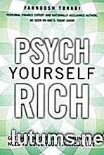 Psych Yourself Rich Book Review en Farnoosh Torabi Interview