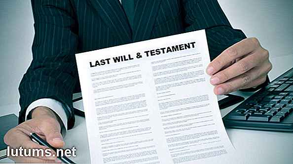 Intestacy Rules & Laws - What Happens When Dying Without a Will