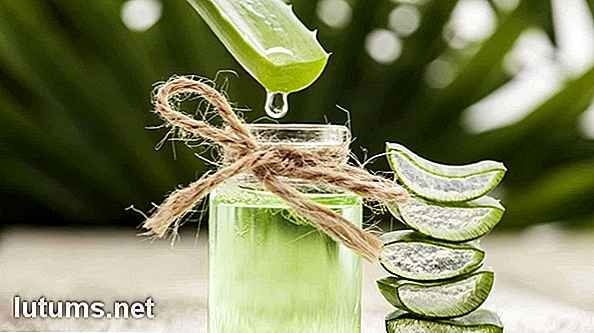 Beneficios de Aloe Vera Gel & Juice