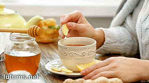 Ginger Health Benefits & Uses - Hoe Ginger Tea Recept te maken