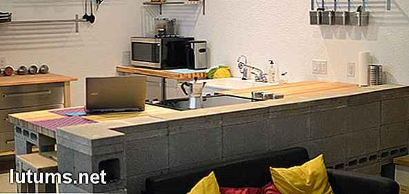 Cómo Construir Una Cocina Cinder Block Guía Paso A Paso Lutums Net