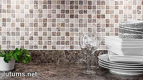 Eine Der Beliebtesten Möglichkeiten, Um Eine Küche Zu Erhellen, Ist Eine  Schicke Fliesenrückwand, Die Eine Ganze Wand Bedeckt. Dieses Projekt Kann  In Den ...
