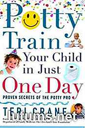 "Usando ""Potty Train Your Child in Just One Day"" por Teri Crane"