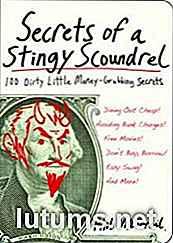 Secrets of a Stingy Scoundrel Book Review - 100 vuile geheimzinnige geheimen van Phil Villarreal
